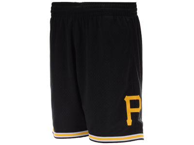 Pittsburgh Pirates Mitchell & Ness MLB Men's Swing Shorts