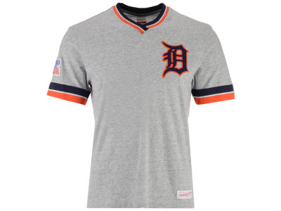 Detroit Tigers MLB Men's Coop Overtime Vintage Top T-shirt