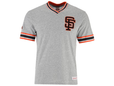 San Francisco Giants Mitchell & Ness MLB Men's Coop Overtime Vintage Top T-shirt