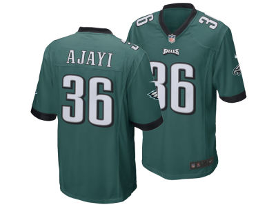 Philadelphia Eagles Jay Ajayi Nike NFL Men's Game Jersey