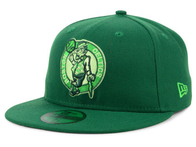 Boston Celtics New Era NBA Color Prism Pack 59FIFTY Cap