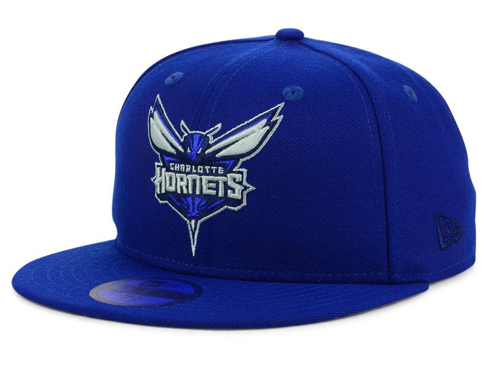 uk availability 669a0 2cfd3 Charlotte Hornets New Era NBA Color Prism Pack 59FIFTY Cap   lids.com