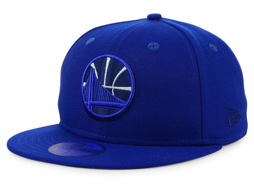 Golden State Warriors New Era NBA Color Prism Pack 59FIFTY Cap ... 85c95721a5b