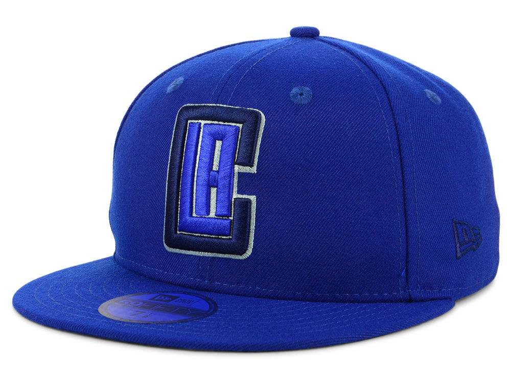 new style dd60b 5817c Los Angeles Clippers New Era NBA Color Prism Pack 59FIFTY Cap   lids.com
