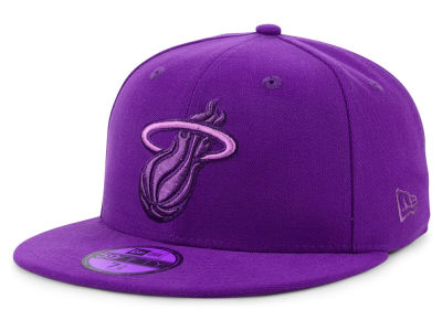 Miami Heat New Era NBA Color Prism Pack 59FIFTY Cap