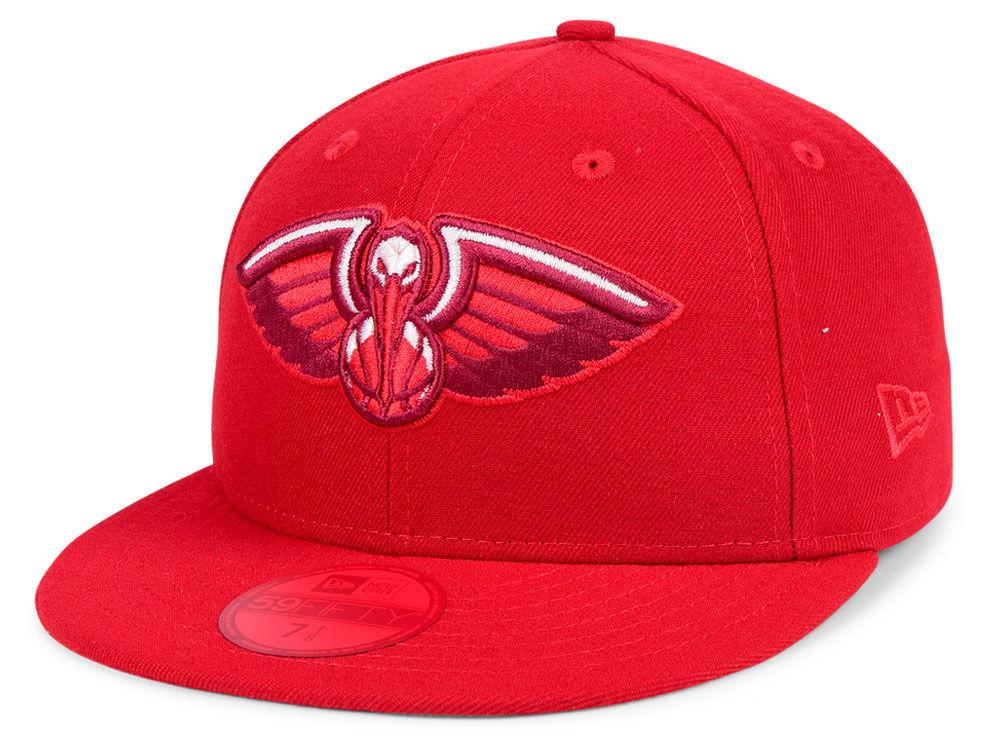 wholesale dealer a555e 7e604 authentic new orleans pelicans new era nba color prism pack 59fifty cap  4e0b9 47a24