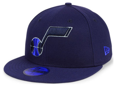 Utah Jazz New Era NBA Color Prism Pack 59FIFTY Cap