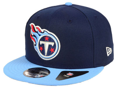 Tennessee Titans New Era NFL Team Color Basic 9FIFTY Snapback Cap