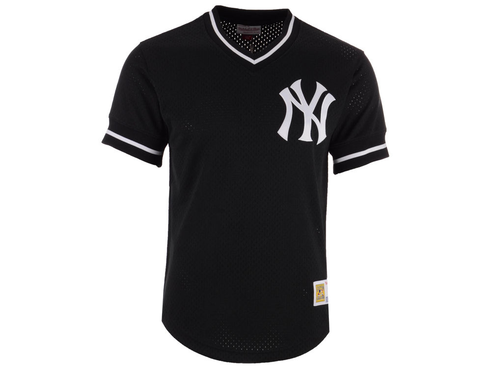 watch d1339 df9ac mitchell and ness v neck jersey