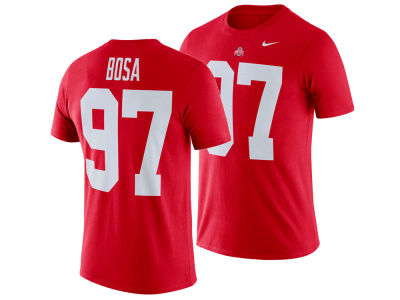 Ohio State Buckeyes Joey Bosa Nike NCAA Men's Name and Number T-shirt