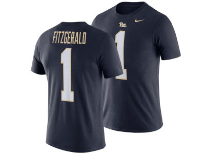 Pittsburgh Panthers Nike NCAA Men's Name and Number T-shirt