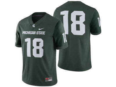 Michigan State Spartans Nike NCAA Men's Football Replica Game Jersey