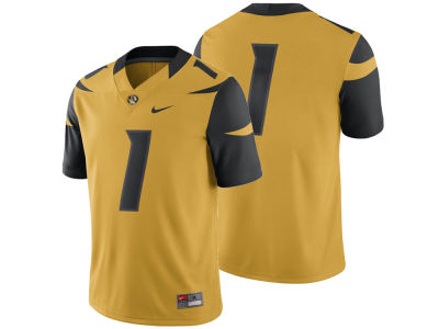 new style b515d 50bcc Missouri Tigers Nike NCAA Men s Football Replica Game Jersey