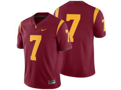 447c8133a43f USC Trojans Nike NCAA Men s Football Replica Game Jersey