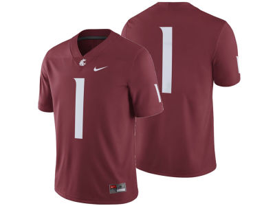 Washington State Cougars Nike NCAA Men's Football Replica Game Jersey