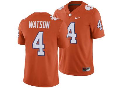 f337f5ec3 Clemson Tigers Deshaun Watson Nike NCAA Men s Player Game Jersey