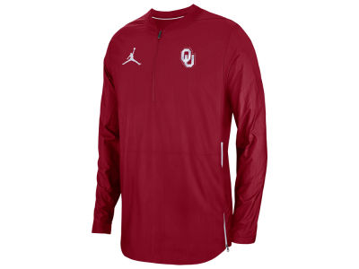 Oklahoma Sooners Jordan NCAA Men's Lockdown Jacket