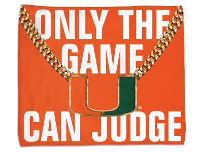 Miami Hurricanes Rally Towel - 15x18
