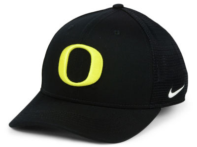 Oregon Ducks Nike NCAA Aero Bill Mesh Swooshflex Cap