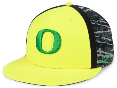 Oregon Ducks Nike NCAA DNA True Snapback Cap
