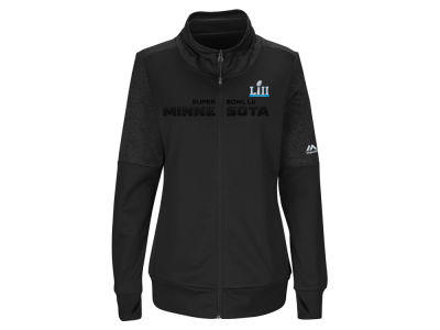 Super Bowl LII Majestic NFL Women's Super Bowl LII Speed Fly Jacket