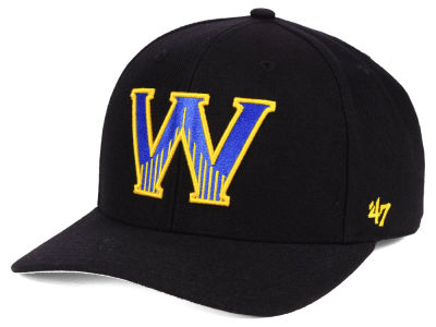 Golden State Warriors '47 NBA Mashup '47 MVP Cap