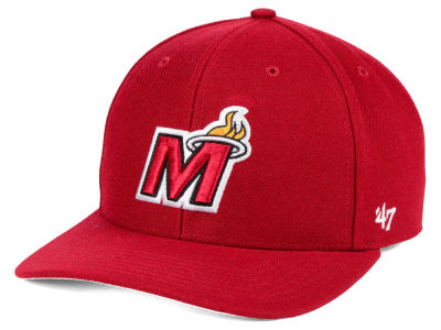 Miami Heat '47 NBA Mashup '47 MVP Cap