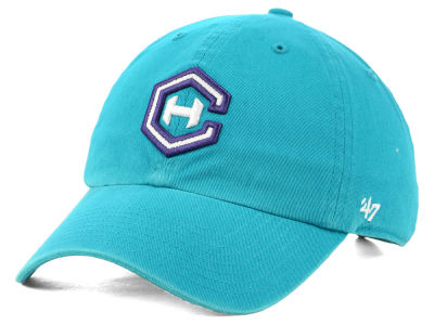 Charlotte Hornets '47 NBA Mashup '47 CLEAN UP Cap