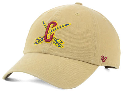 Cleveland Cavaliers '47 NBA Mashup '47 CLEAN UP Cap
