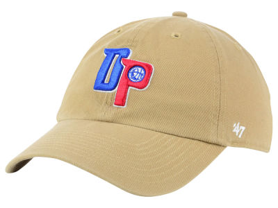 Detroit Pistons '47 NBA Mashup '47 CLEAN UP Cap