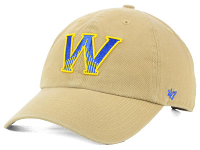 Golden State Warriors '47 NBA Mashup '47 CLEAN UP Cap