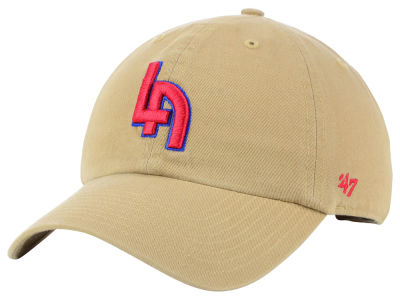 Los Angeles Clippers '47 NBA Mashup '47 CLEAN UP Cap