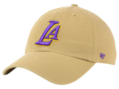 Los Angeles Lakers '47 NBA Mashup '47 CLEAN UP Cap