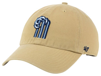 Memphis Grizzlies '47 NBA Mashup '47 CLEAN UP Cap