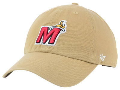 Miami Heat '47 NBA Mashup '47 CLEAN UP Cap
