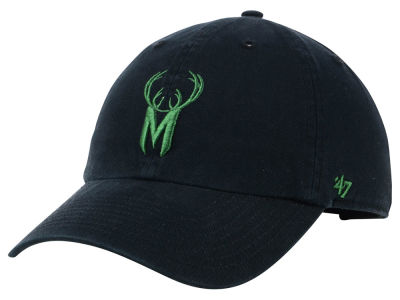 Milwaukee Bucks '47 NBA Mashup '47 CLEAN UP Cap