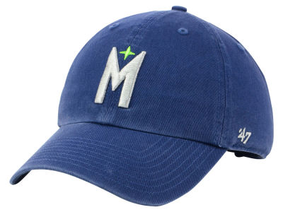 Minnesota Timberwolves '47 NBA Mashup '47 CLEAN UP Cap