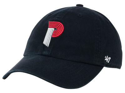 Portland Trail Blazers '47 NBA Mashup '47 CLEAN UP Cap