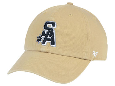 San Antonio Spurs '47 NBA Mashup '47 CLEAN UP Cap