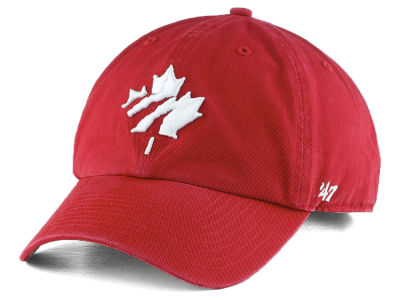 Toronto Raptors '47 NBA Mashup '47 CLEAN UP Cap