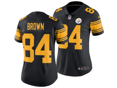 Pittsburgh Steelers Antonio Brown Nike NFL Women's Color Rush Legend Jersey