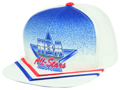 NBA All Star Mitchell & Ness NBA Snapback Cap