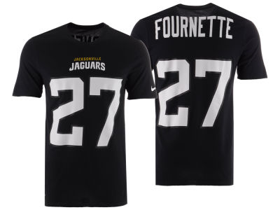 Jacksonville Jaguars Leonard Fournette Nike NFL Men's Player Pride Name and Number T-Shirt