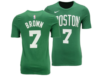 Boston Celtics Jaylen Brown Nike NBA Men's Icon Player T-shirt