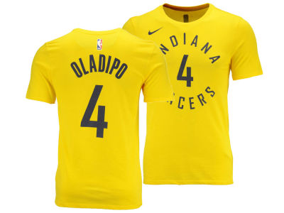 Indiana Pacers Victor Oladipo Nike NBA Men's Statement Player T-shirt