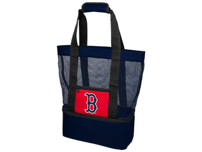 Boston Red Sox Mesh Beach Tote Cooler