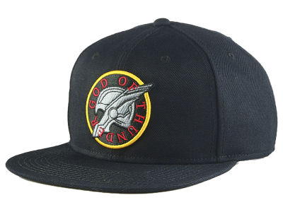 Marvel Thor God Of Thunder Snapback Cap