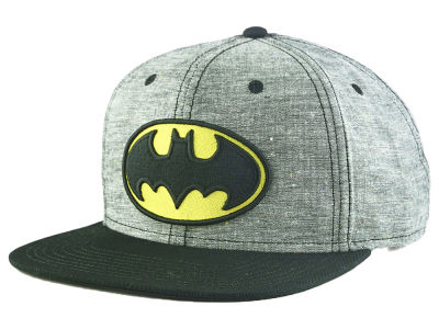DC Comics Batman Oval Snapback Cap