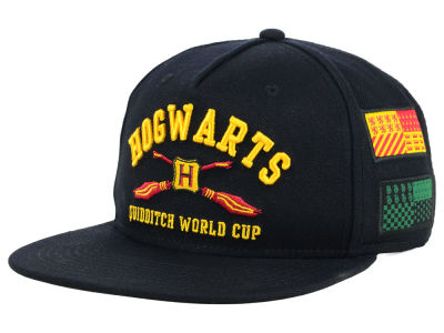 Harry Potter Hogwarts Snapback Cap
