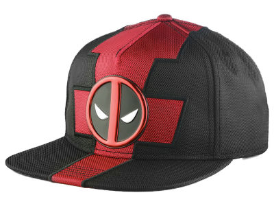 Marvel Deadpool Nylon Suit Up Snapback Cap